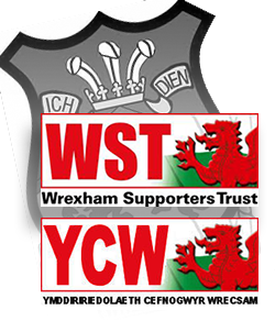 Wrexham Supporters Trust  Communication Update 23.2.2020