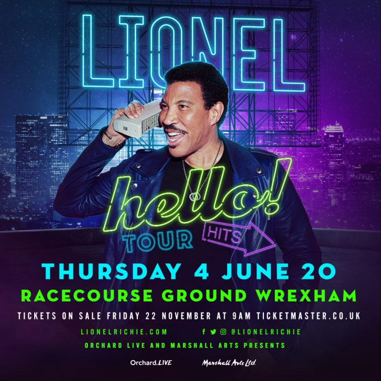 WST Members Will Get Pre-Sale Lionel Richie Tickets